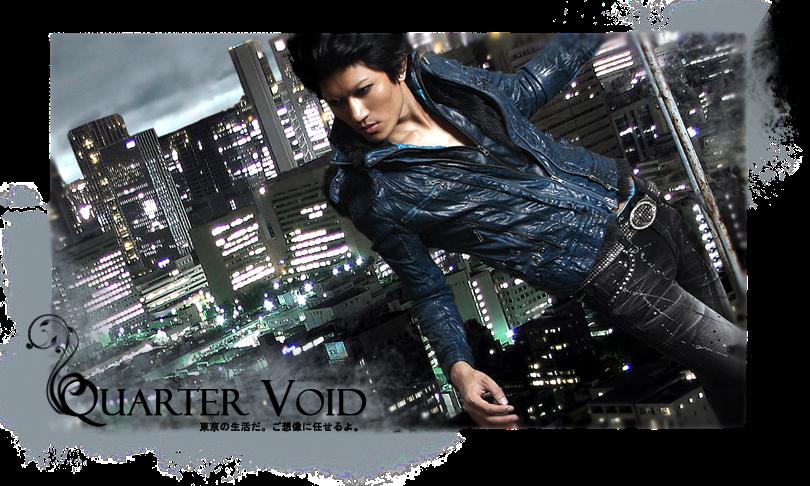 ---- Quarter Void -----