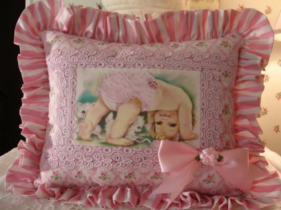 Cuscino bimbina