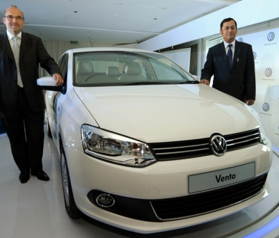Volkswagen Starts Production Of The Vento From Pune Plant Car Dunia Car News Car Reviews