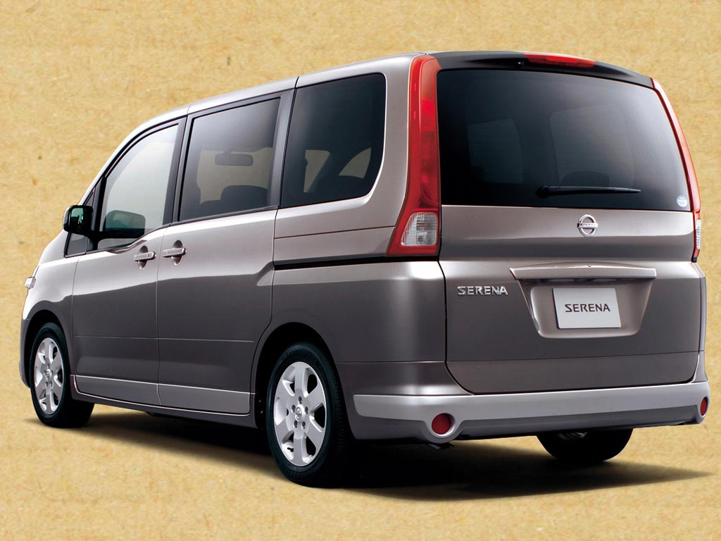New Nissan Serena To Be Launched In 2011 Car Dunia Car