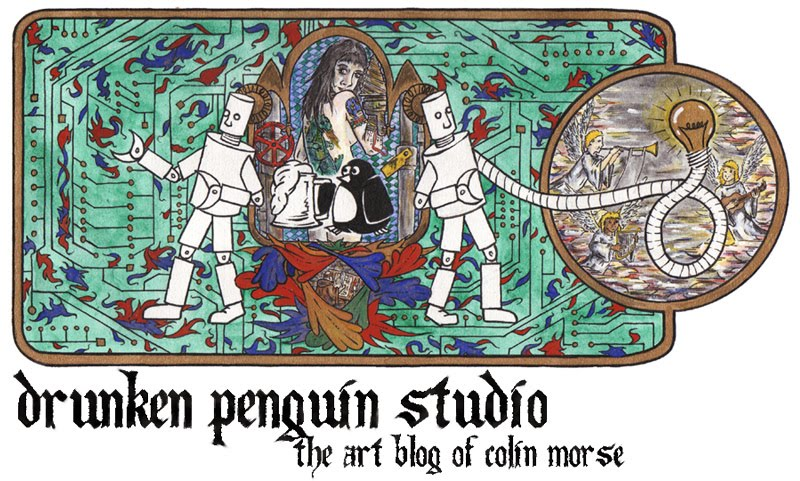 Drunken Penguin Studio