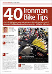 40 Ironman Bike Tips