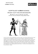 In this, the third annual Birkbeck summer school, we will be addressing the .