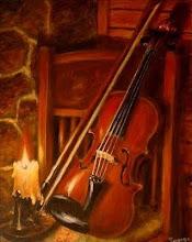 Si pudiera pintar un cuadro sobre esta melodia....