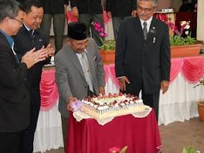 Selamat Bersara Tn. Hj. Abdullah bin Baba