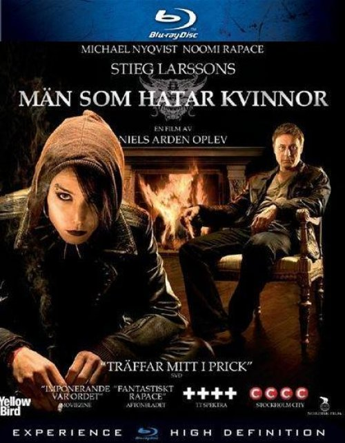 He employs disgraced financial journalist Mikael Blomkvist and the tattooed,