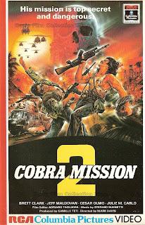 Dan 39 s film collection cobra mission 2 for Cobra mission