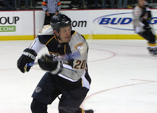 Ryan Suter, Nashville Predators
