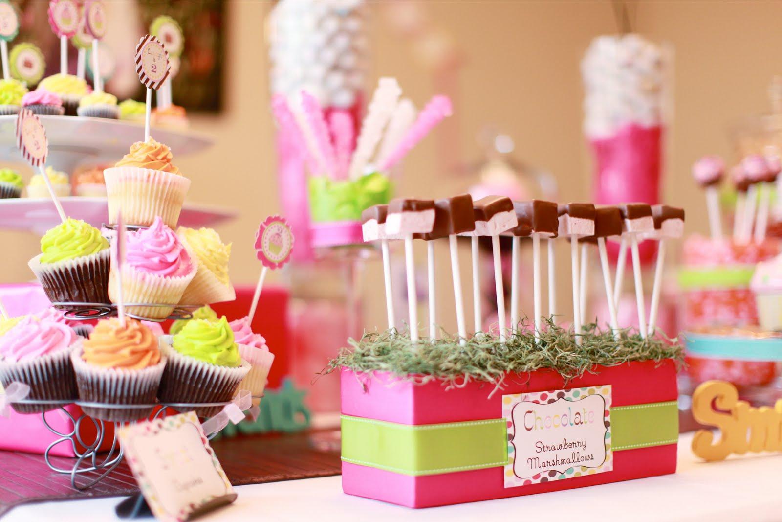 Cupcake sinh nhật 4