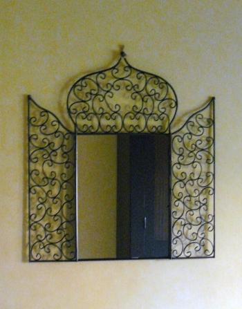 artisanat du maroc miroir artisanal. Black Bedroom Furniture Sets. Home Design Ideas