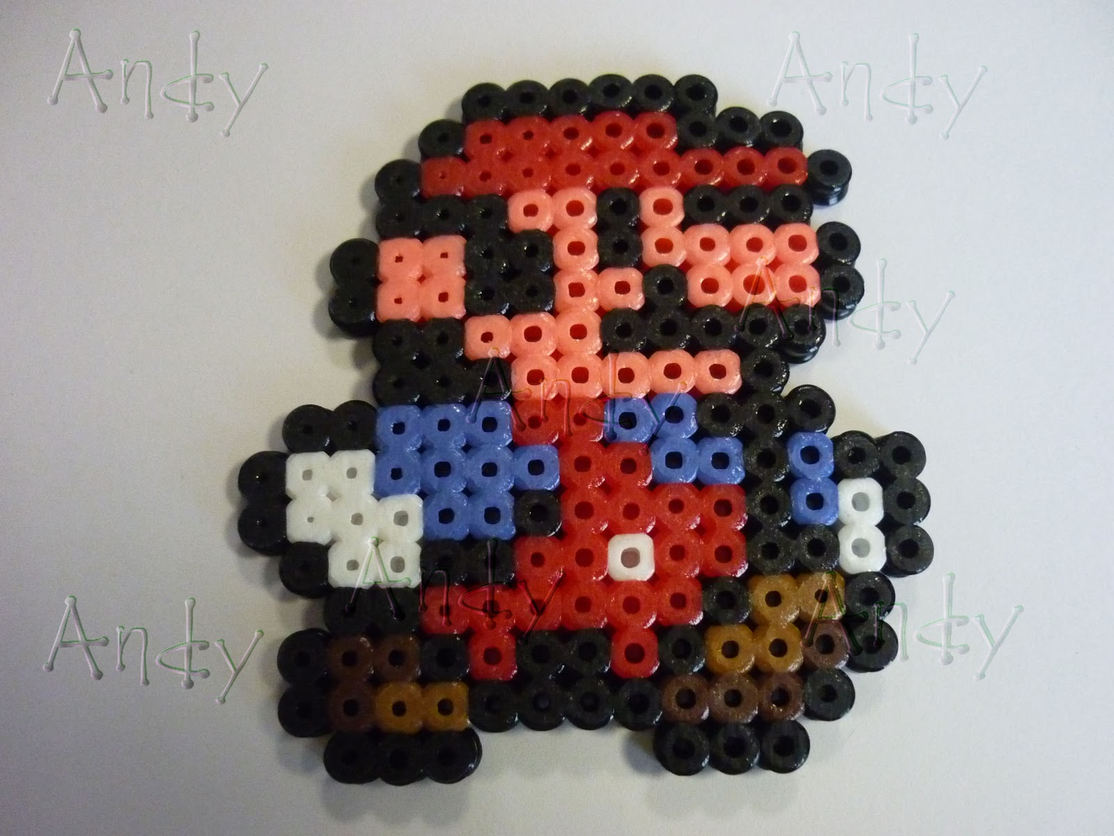 hama on hama perler and