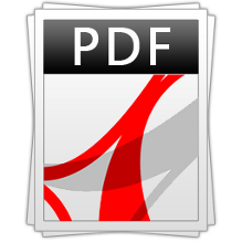 PDF ícone