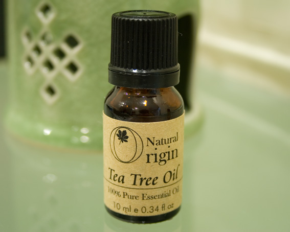 Tea tree oil for vaginal infection