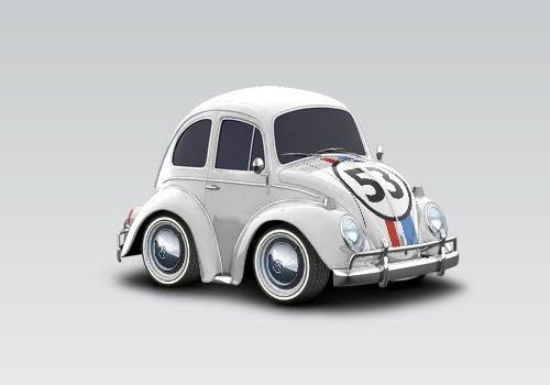 volkswagen beetle car town template. 1968 Volkswagen Beetle -