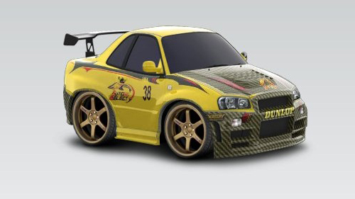 Skyline GT-R (R32) - Auto