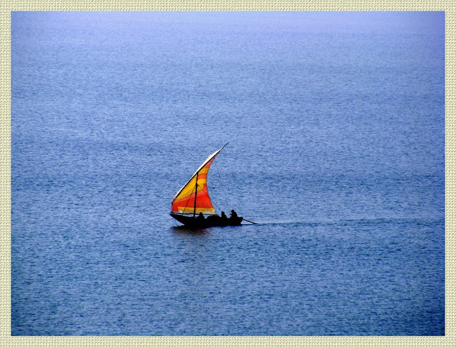 Boats. Gopalpur-on-Sea