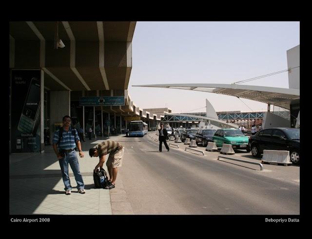 Cairo Airport, 2008