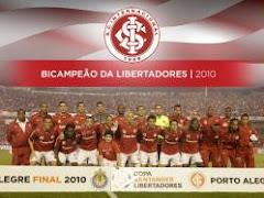 INTER - BICAMPEÃO DA TAÇA LIBERTADORES 2010
