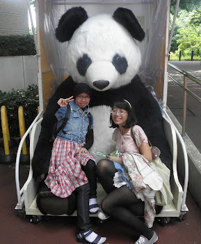 imma-san n friend in Ueno
