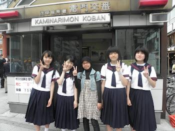 imma-san in Asakusa