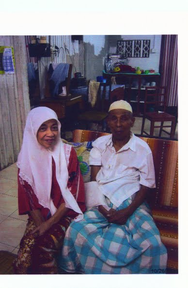 al fatihah untuk aboh dan mama