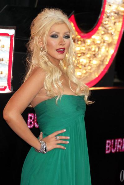 christina aguilera burlesque. Christina Aguilera @ The
