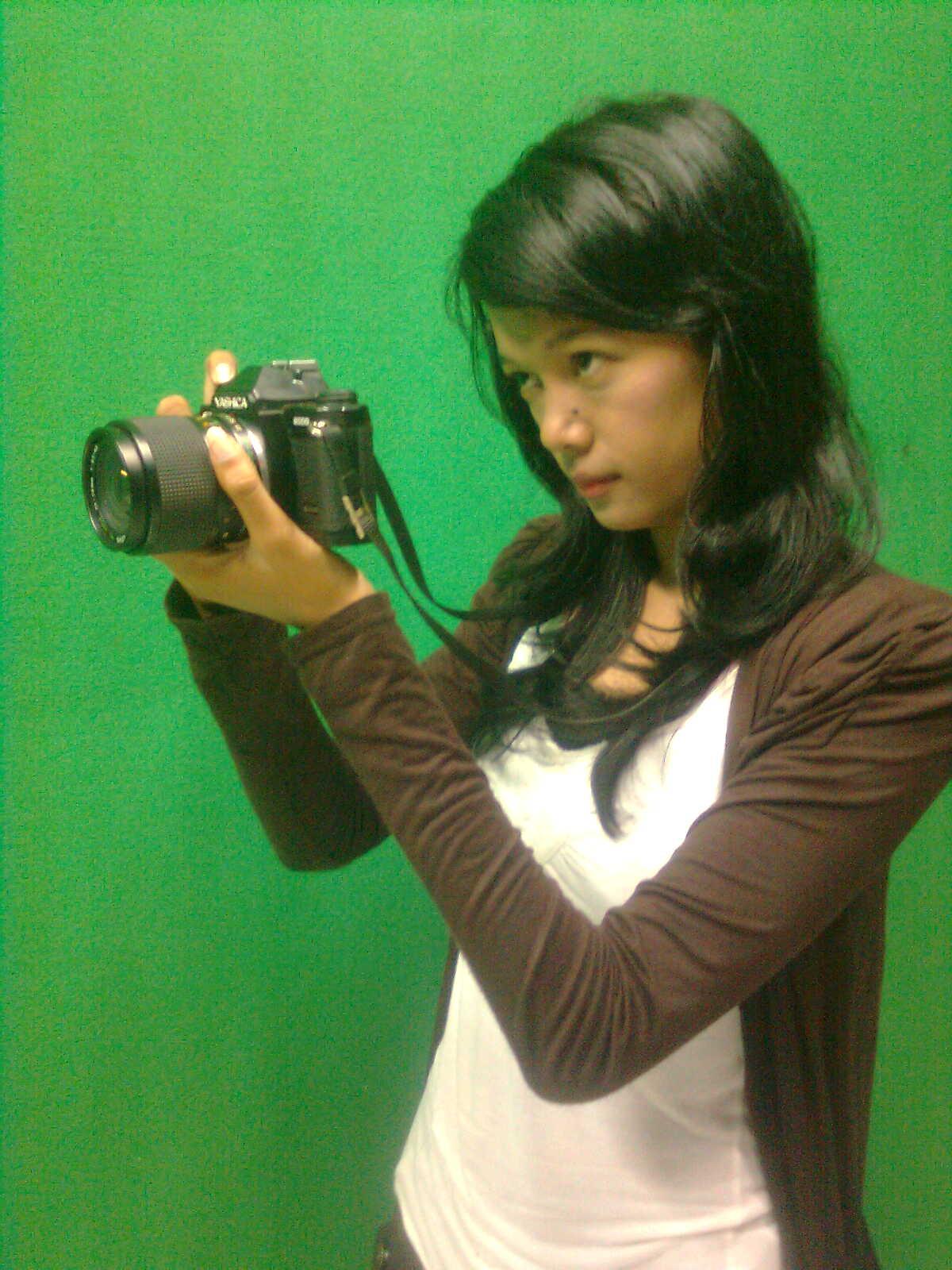 Mbak Indri Mau Action