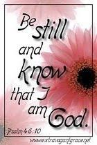 Psalm 46:10