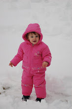 Madi in the snow