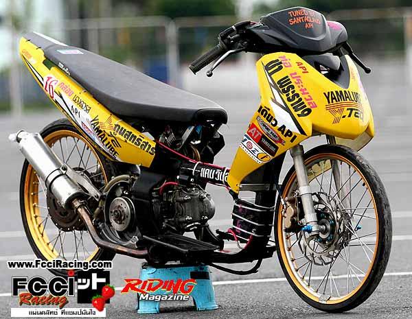 Foto Yamaha Byson F1