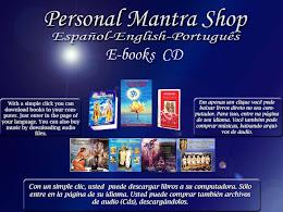 PERSONAL MANTRA SHOP