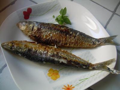 La cocina de la crinch sardinas a la plancha - Como cocinar sardinas ...