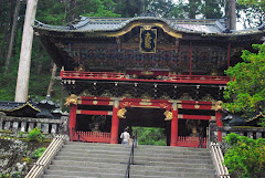 Nikko  Taiyu-in Mausoleum