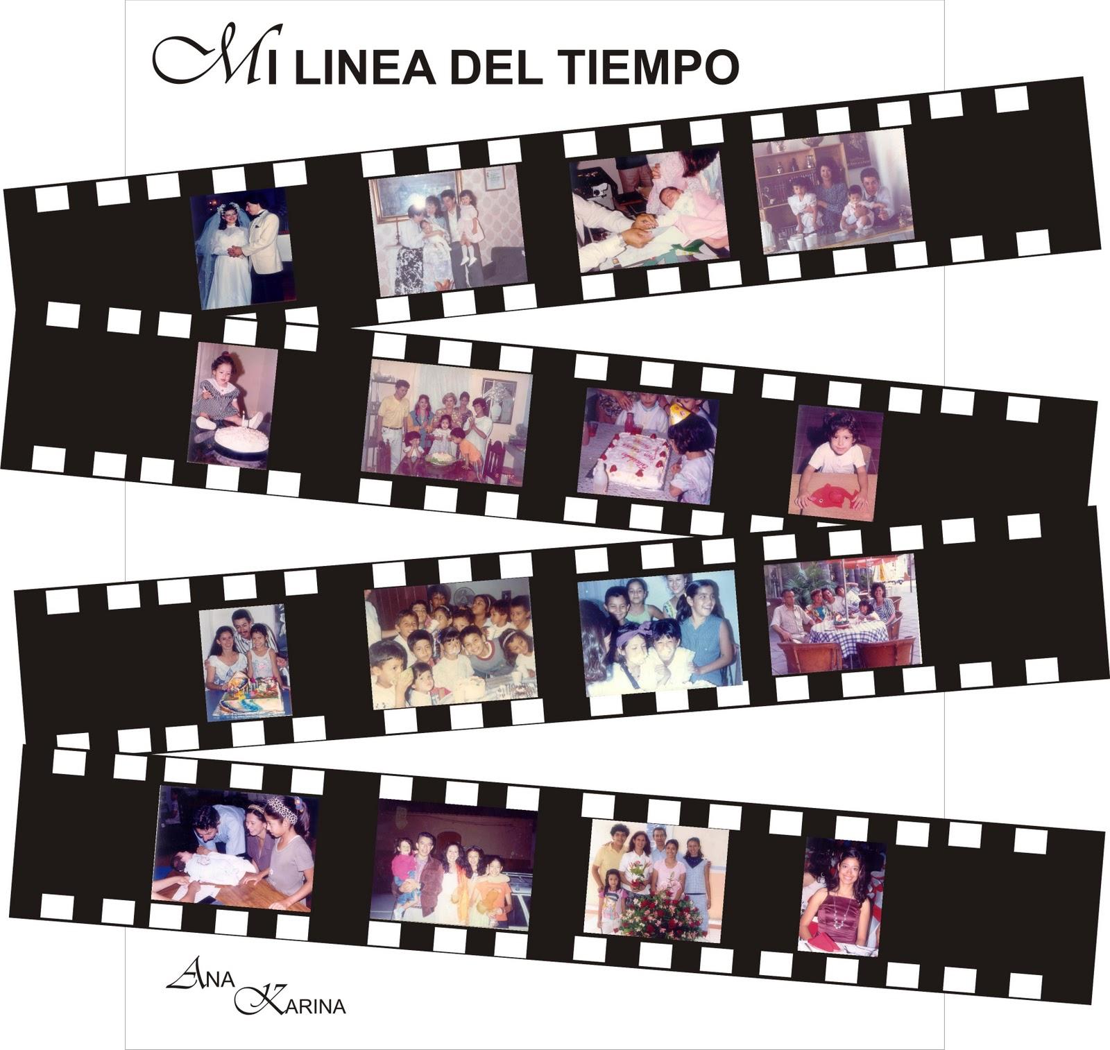 Linea Del Tiempo Editar - newhairstylesformen2014.com