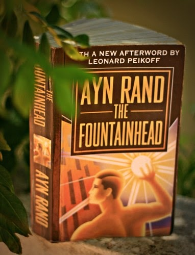 The Fountainhead by Ayn Rand 25th Anniversary Edition Hardcover 1968