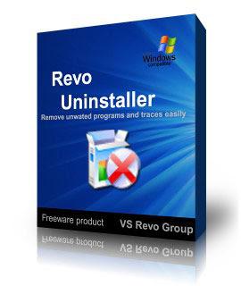 البرامج جذورها Revo Uninstaller