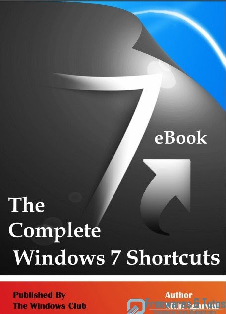 Ebook les principaux raccourcis clavier de windows 7 for Raccourci clavier agrandir fenetre windows 7