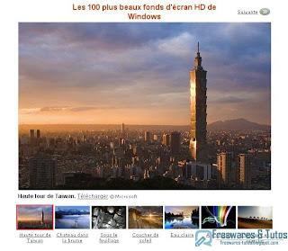 Les 100 plus beaux fonds d 39 cran hd freewares tutos for Les plus beau fond d ecran pour pc