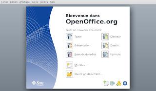 enregistrer en pdf avec open office