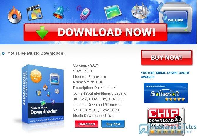 logiciel pour telecharger musique sur youtube