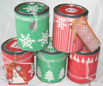 Where To Buy Empty Paint Cans For Crafts