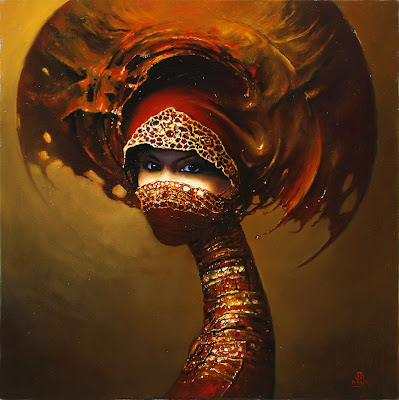 Paintings by Polish Artist Karol Bak
