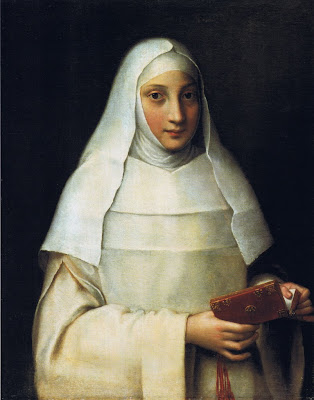 Elena Anguissola in the Garb of a Nun