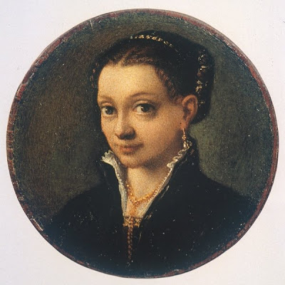 Self Portrait. Sofonisba Anguissola.