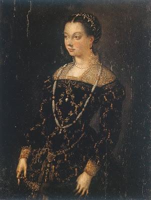 Sofonisba Anguissola. Self Portrait