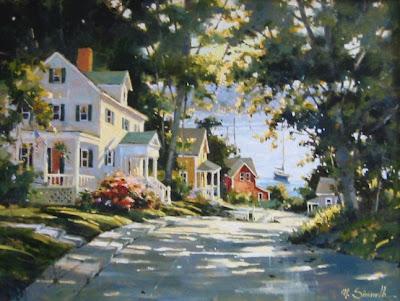 Marilyn Simandle's Paintings