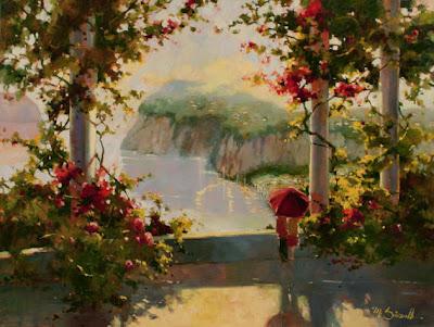Paintings by American Artist Marilyn Simandle