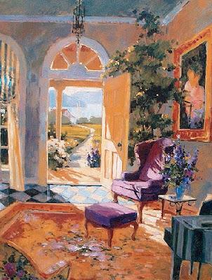Paintings by Marilyn Simandle American Artist