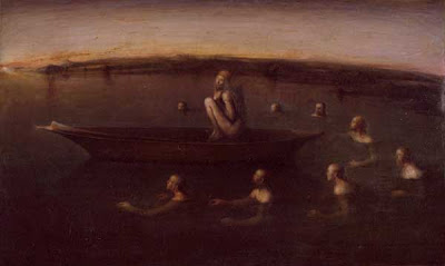 Art of Odd Nerdrum Norwegian Artist