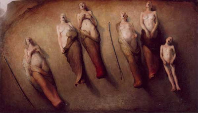 Paintings by Norwegian Artist Odd Nerdrum